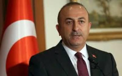 امریکہ کے فیصلے سے علاقے میں امن استحکام پیدانہیں ہوگا لیکن ایرانی عوام کونقصان ہوگا:ترک وزیر خارجہ
