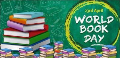 پاکستان سمیت دنیا بھرمیں کتاب کا عالمی دن آج منایا جا رہا ہے
