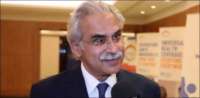 ڈاکٹر ظفر مرزا نے بطور وزیر مملکت امورقومی صحت چارج سنبھال لیا