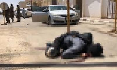 سعودی عرب : دہشت گردی کے حملوں کی منصوبہ بندی کے الزام میں 13 مشتبہ افراد گرفتار