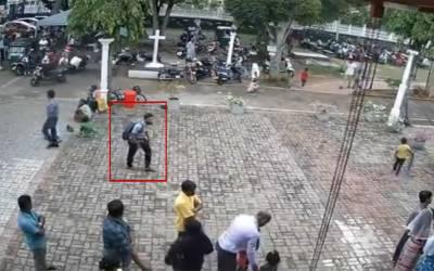 سری لنکا بم دھماکے: داعش نے کی ذمہ داری قبول کرلی۔