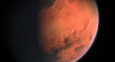 مریخ پرپہلی مرتبہ زلزلے کے جھٹکے ریکارڈ