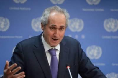 اقوام متحدہ کالیبیا میں جاری جھڑپوں اورانسانی صورتحال کے اثرات پراظہار تشویش