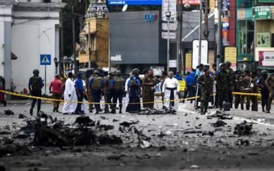سری لنکا دہشت گردی: خود کش حملہ آوروں کے سربراہ نے خود کو کہاں اڑایا۔ ؟