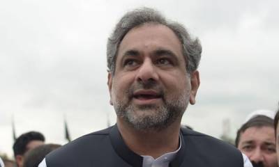 ایل این جی کیس:شاہد خاقان عباسی نے جواب جمع ، تمام الزامات مسترد کردیئے
