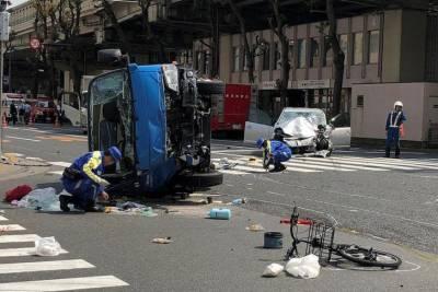 جاپان میں ضعیف العمر ڈرائیور کی ڈرائیونگ پر پابندی لگانے کا مطالبہ
