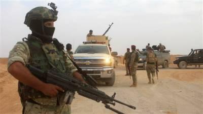 عراق: سیکیورٹی فورسز کی کارروائی میں داعش کے 6جنگجو ہلاک