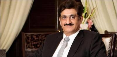 وزیراعلیٰ سندھ نے ایک ماہ میں پولیس رولزاورایکٹ بنانے کی یقین دہانی کرا دی