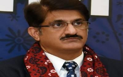 حکومت کی گاڑی چلتی ہوئی نظر نہیں آرہی ہے۔ وزیراعلیٰ سندھ