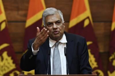 ضرورت پڑنے پر دہشتگردوں کا سراغ لگانے کے لیے پاکستان کی مدد حاصل کی جائے گی۔ سری لنکن وزیراعظم
