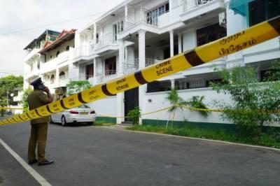 سری لنکا میں دہشت گرد کی حاملہ بیوی نے پولیس کے سامنے خود کو اڑا دیا