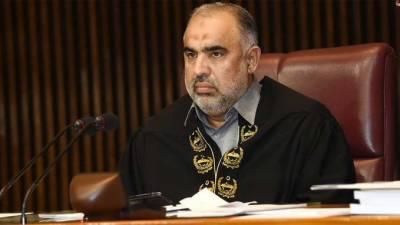 سپیکر قومی اسمبلی نے قومی سلامتی کے بارے میں پارلیمانی کمیٹی تشکیل دے دی