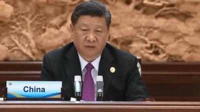 چینی صدرکاتجارت کے فروغ کیلئے رکن ملکوں کے درمیان سرحدیں کھولنے کی ضرورت پرزور