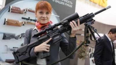 امریکا کے خلاف سازش کے الزام میں روسی خاتون کو ڈیڑھ سال قید کی سزا