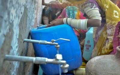 سجاول شہرسمیت قریبی علاقوں میں پینے کے پانی کا شدید بحران