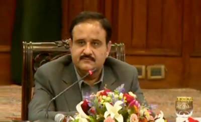 وزیراعلیٰ پنجاب آج ملتان اور ڈیرہ غازی خان کادورہ کررہے ہیں