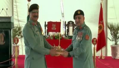 میجر جنرل عمر بخاری نے نئے ڈی جی رینجرز سندھ کی کمان سنبھال لی