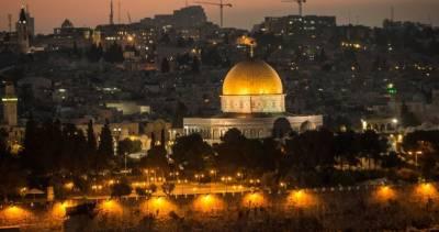 بیت المقدس اور مسجد اقصی میں ماہ صیام کی تیاریاں جاری
