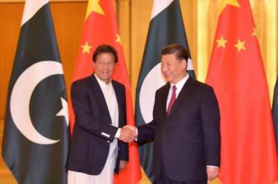 پاکستان اور چین کے درمیان وفود کی سطح پر بات چیت جاری