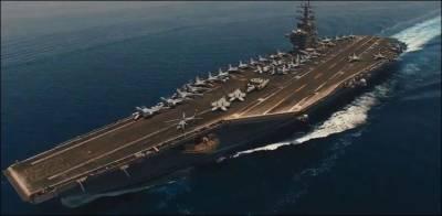 ایران نے خلیج فارس میں امریکا افواج کی نگرانی شروع کردی