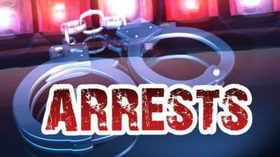 نوشہرہ: تلاشی کی کارروائیوں کے دوران 34مشتبہ افراد گرفتار
