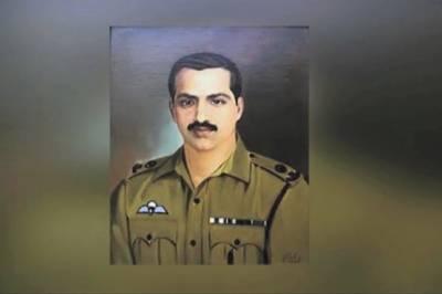 بہادر جنگی ہیرو میجر شبیر شریف شہید کا آج76 واں یوم پیدائش منایا جارہا ہے