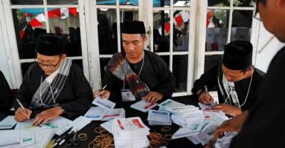 الیکشن ڈیوٹی انجام دینے والے 270 انڈونیشئین اہلکار ہلاک ہوگئے۔