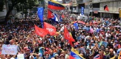 وینزویلا: جون گائیڈو کی بغاوت کی کوشش ناکام بنادی، وزیردفاع