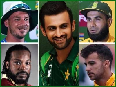 ورلڈ کپ 2019 میں 5 اسٹار کرکٹرز کا کیریئر تمام ہوگا
