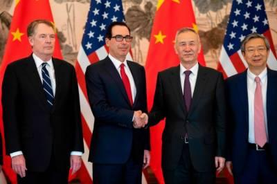 چین امریکہ اقتصادی مذاکرات کا دسواں دور بیجنگ میں ختم
