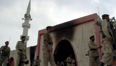 سپریم کورٹ نے لال مسجد آ پریشن از خود نوٹس کیس نمٹا دیا