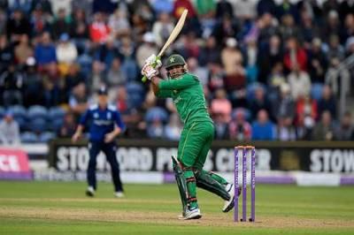 انگلینڈ اور پاکستان کے درمیان واحد ٹی ٹوئنٹی اتوار کو کارڈف میں کھیلا جائیگا۔