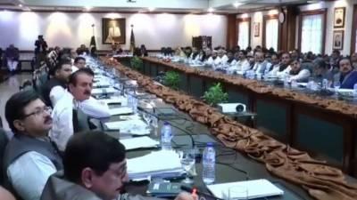 پنجاب کابینہ نے نیا پاکستان ہائوسنگ منصوبے کے لئے پنجاب ہائوسنگ اینڈ ٹائون پلاننگ ایجنسی کے قیام کی غرض سے پانچ ارب روپے کی منظوری دی