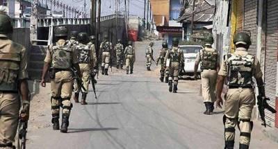 بھارتی ریاستی دہشت گردی کےخلاف کشمیر میں دوسرے روز بھی مکمل شٹر ڈاﺅن ہڑتال