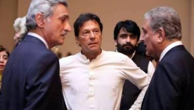 وزیراعظم کی ترین اور شاہ محمود سے الگ الگ ملاقات، کشیدگی ختم کرنے کی ہدایت