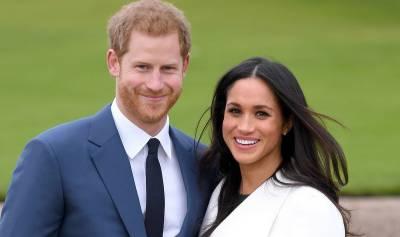 میگھن میرکل اور شہزادہ ھیری صاحب اولاد ہوگئے۔