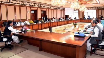 وفاقی کابینہ کی رمضان المبارک کے دوران سحروافطارکے اوقات میں بجلی کی فراہمی یقینی بنانے کی ہدایت