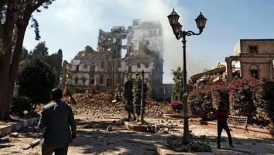 یمن:فوج اورحوثی باغیوں کے درمیان جھڑپوں میں 9افرادہلاک