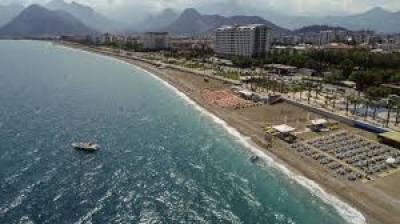 ترک شہر انطالیہ کو 202 ماحولیاتی بلیو فلیگ ایوارڈ سے نواز دیا گیا