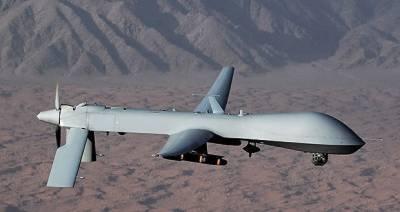 پاک افغان بارڈر پر ڈرون حملہ،4 دہشت گرد ہلاک