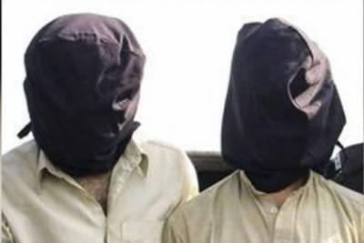 مختلف کارروائیوں میں 5 ملزمان گرفتار، اسلحہ اور موٹر سائیکل برآمد