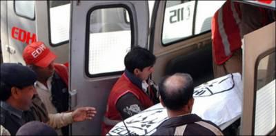 بھیرہ: مکان کی چھت گرنے سے میاں بیوی اور ننھی بیٹی جاں بحق