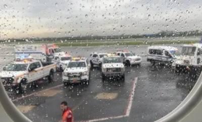 امریکا، لڑکی کی دورانِ پرواز طیارے سے کود کر خودکشی کی کوشش