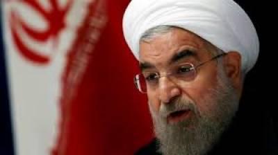 حسن روحانی نے ٹرمپ کی مذاکرات کی پیش کش مسترد کردی