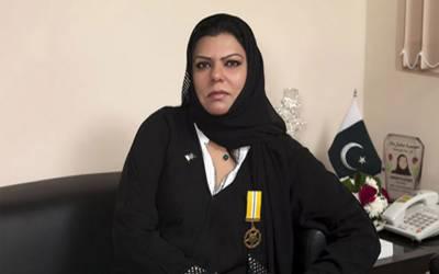الیکشن کمیشن نے سینیٹر سحر کامران کے خلاف درخواست خارج کردی