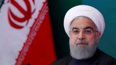 ایران عظیم تر ہے، اس کو ڈرایا دھمکایا نہیں جاسکتا: حسن روحانی