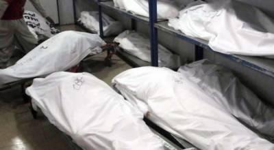 خضدارمیں 3 مسافربسیں آپس میں ٹکرا گئیں، 5 افراد جاں بحق