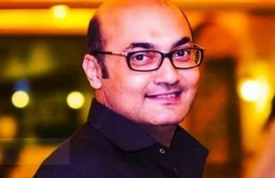 ٹی وی ڈائریکٹر عاطف حسین انتقال کرگئے