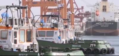 فجیرہ میں تخریب کاری کا شکار بحری جہازوں کی ویڈیو جاری