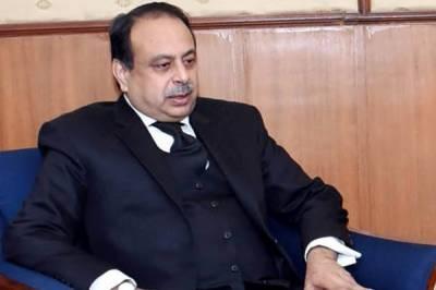 شہباز شریف کے وکیل اشتر اوصاف سپریم کورٹ میں بے ہوش ہوکر گرپڑے، قریبی اسپتال منتقل